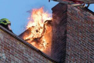 schoorsteenbrand hoe voorkomen